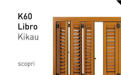 Kikau K60 Libro